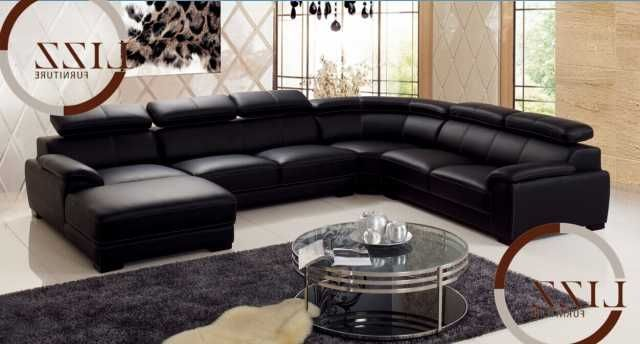 lovely genuine leather sofa set portrait-Lovely Genuine Leather sofa Set Image