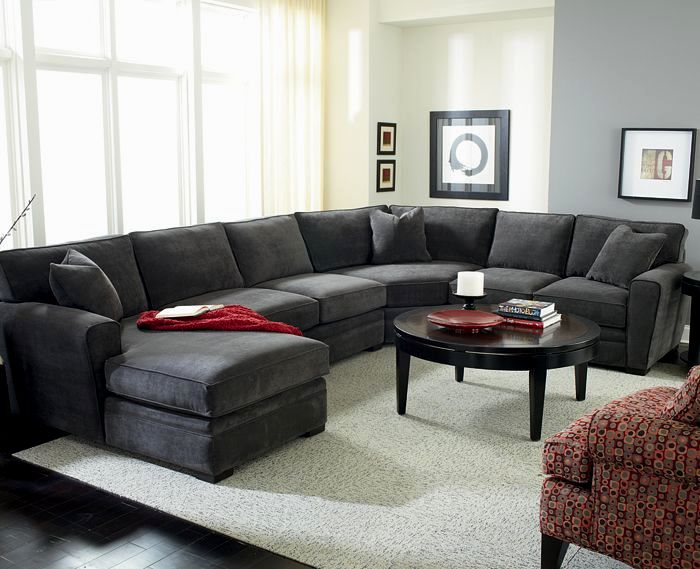 lovely gray sectional sofa with chaise pattern-Superb Gray Sectional sofa with Chaise Collection