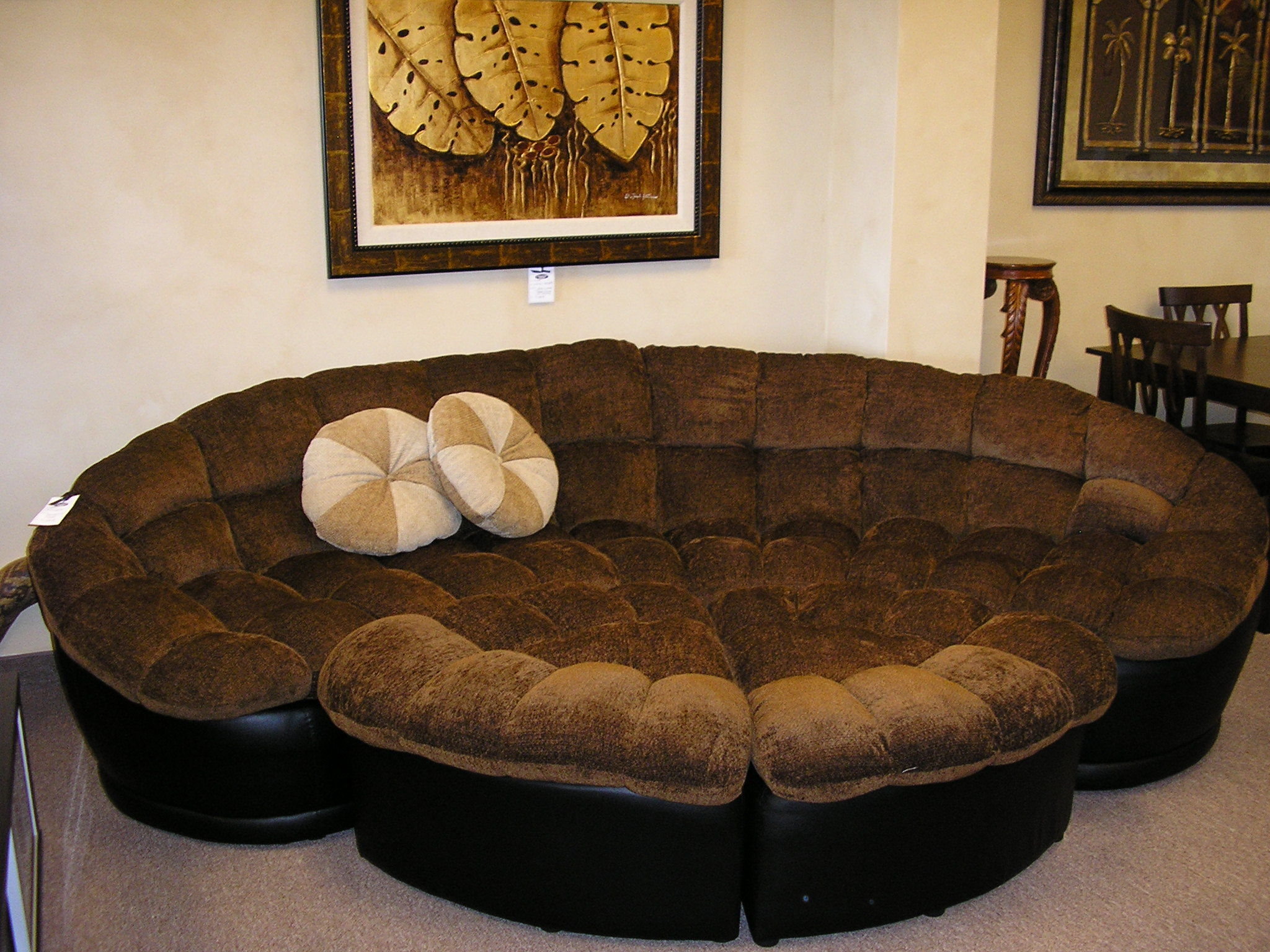 lovely round sectional sofa ideas-Fresh Round Sectional sofa Concept