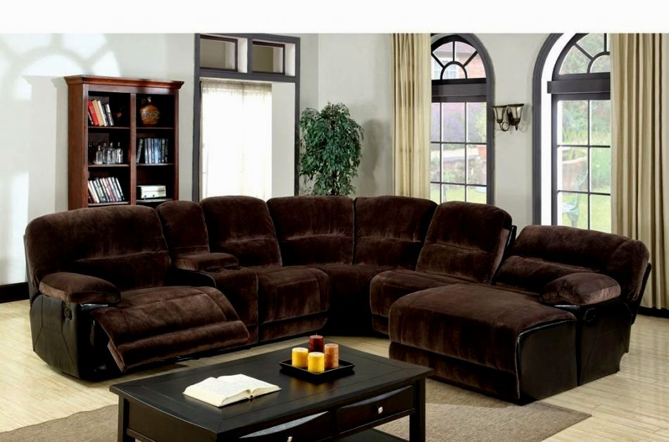 lovely sectional reclining sofa construction-Cool Sectional Reclining sofa Construction