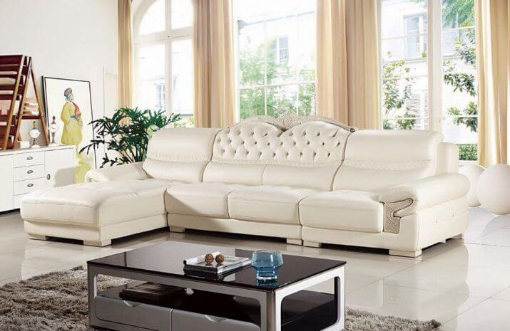 lovely traditional sectional sofas decoration-Modern Traditional Sectional sofas Image