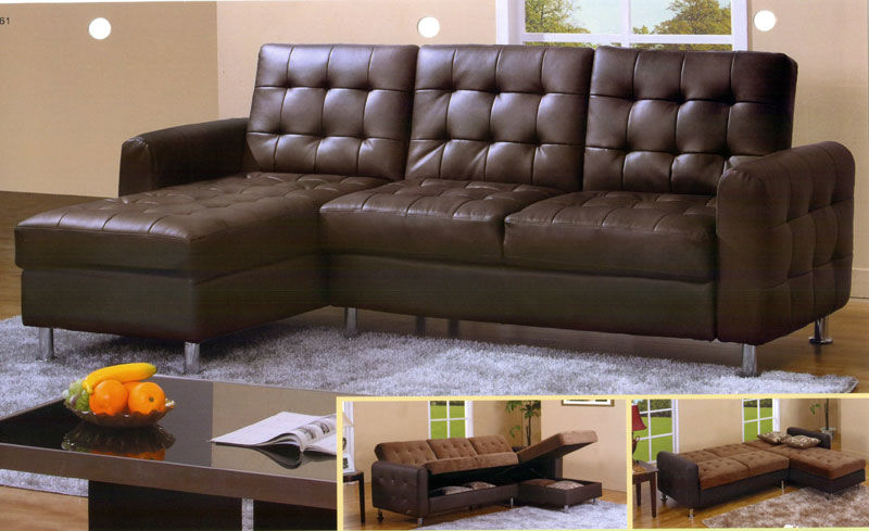 luxury brown sectional sofas image-Modern Brown Sectional sofas Wallpaper