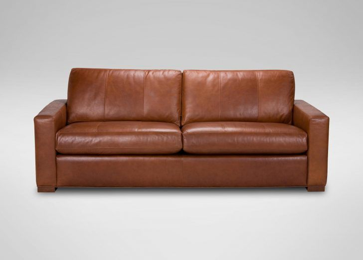 luxury ethan allen leather sofa photo-Fascinating Ethan Allen Leather sofa Image