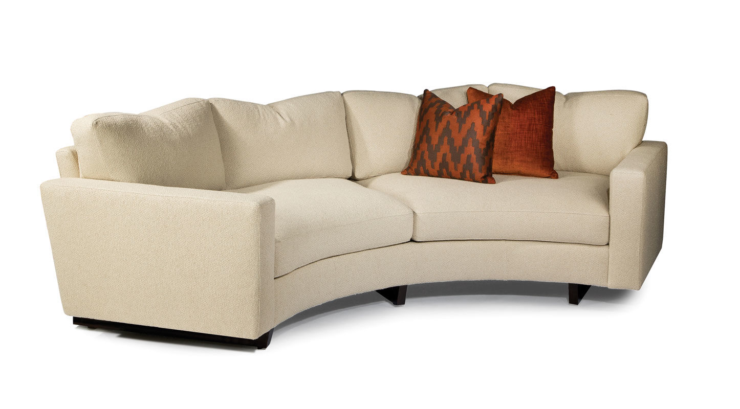 luxury round sectional sofa image-Fresh Round Sectional sofa Concept