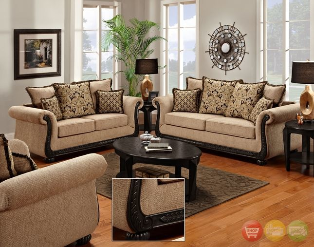 luxury serta sofa and loveseat layout-Contemporary Serta sofa and Loveseat Picture