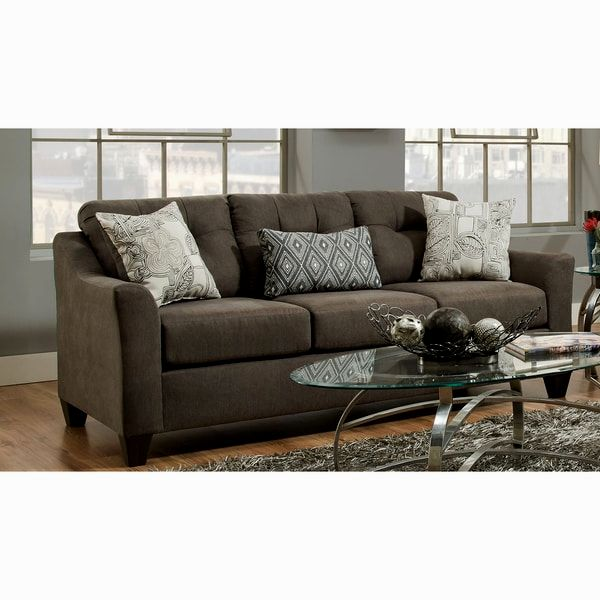 luxury simmons flannel charcoal sofa pattern-Beautiful Simmons Flannel Charcoal sofa Concept