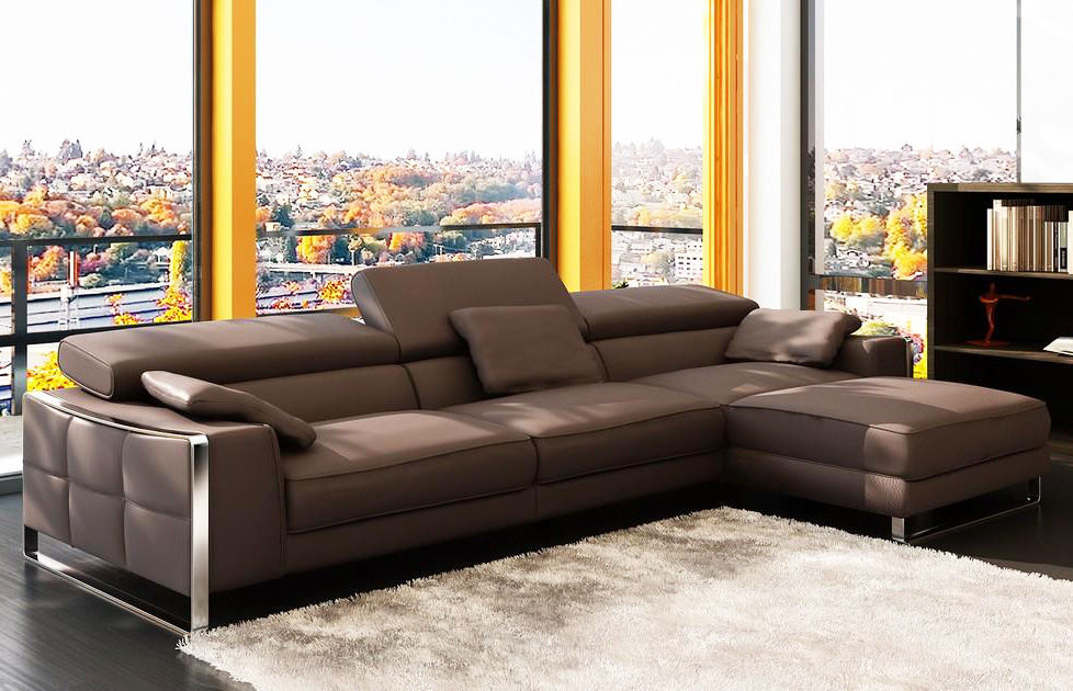 modern contemporary sectional sofa picture-Modern Contemporary Sectional sofa Layout