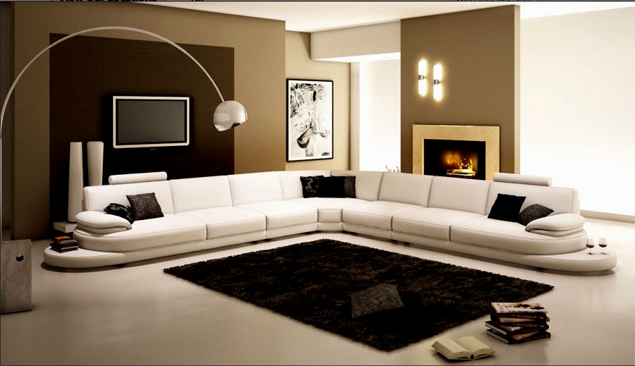 modern extra large sectional sofas collection-Sensational Extra Large Sectional sofas Photo