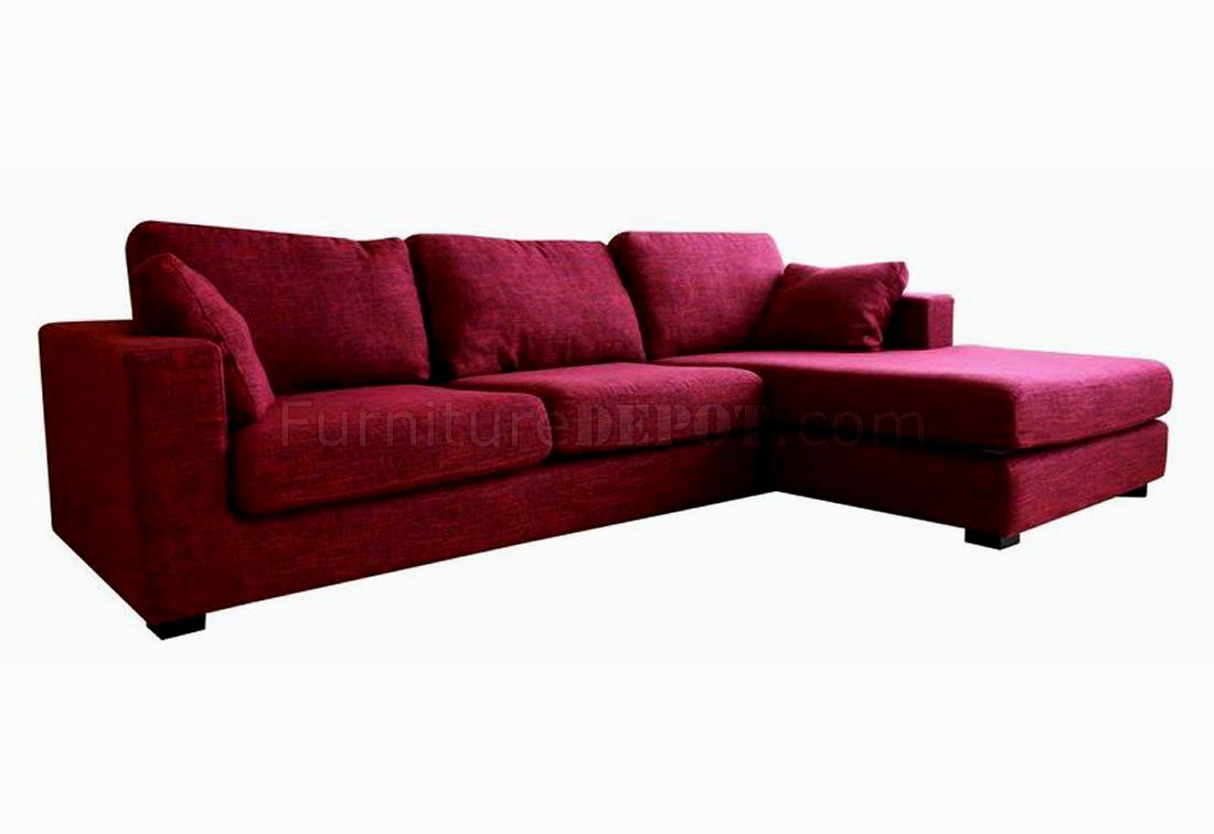modern fabric sectional sofa model-Cool Fabric Sectional sofa Concept