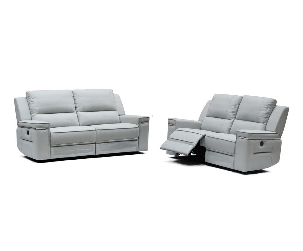 modern leather sectional sofa with recliner online-Cool Leather Sectional sofa with Recliner Design