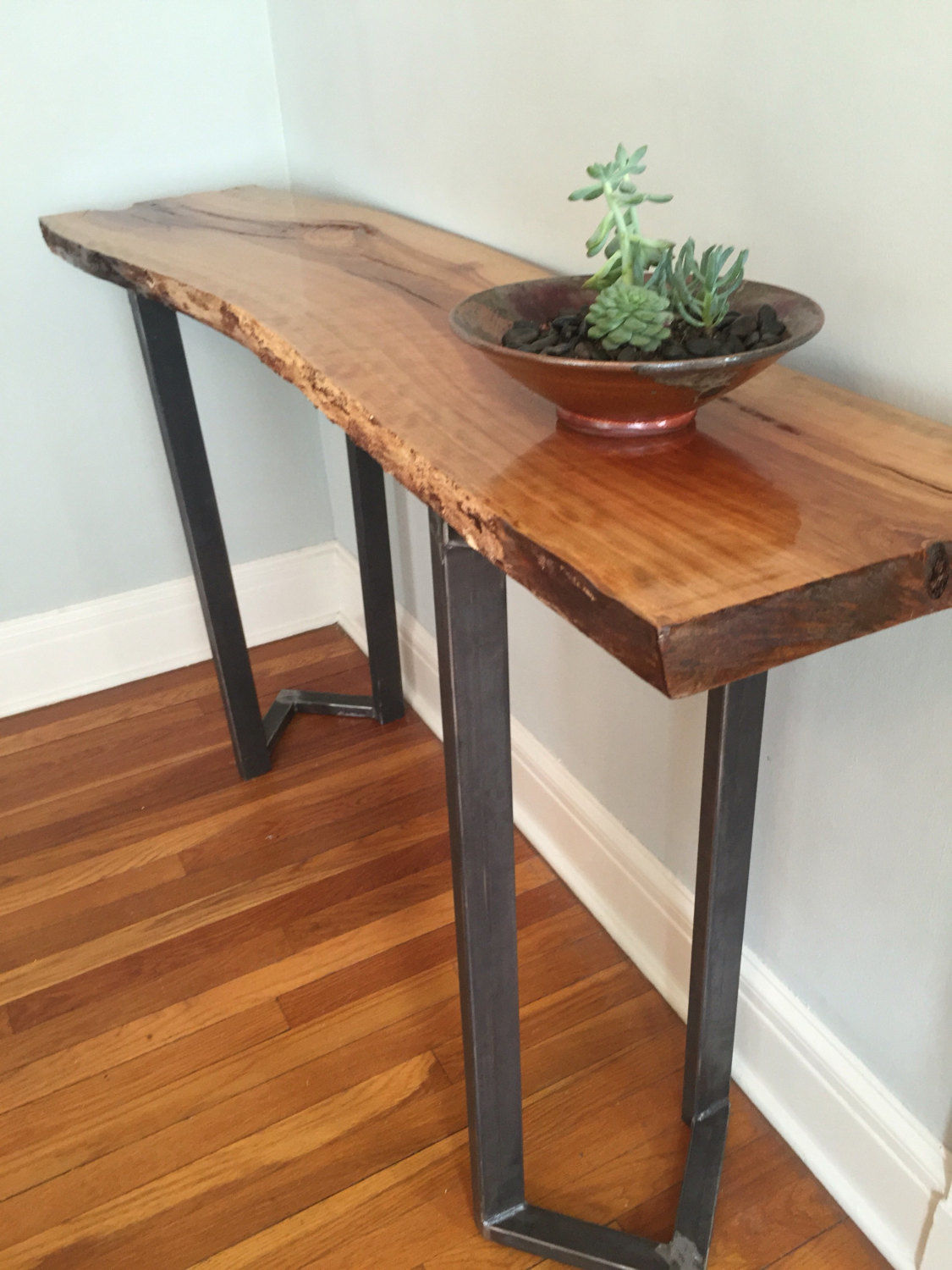 modern reclaimed wood sofa table image-Wonderful Reclaimed Wood sofa Table Architecture