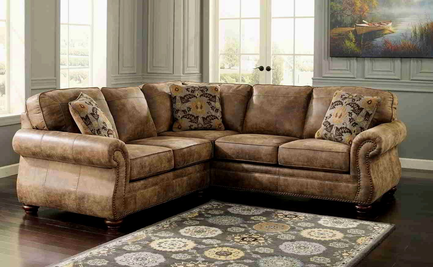 Beautiful Reclining Sectional Sofas For Small Spaces