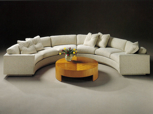 modern round sectional sofa photo-Fresh Round Sectional sofa Concept