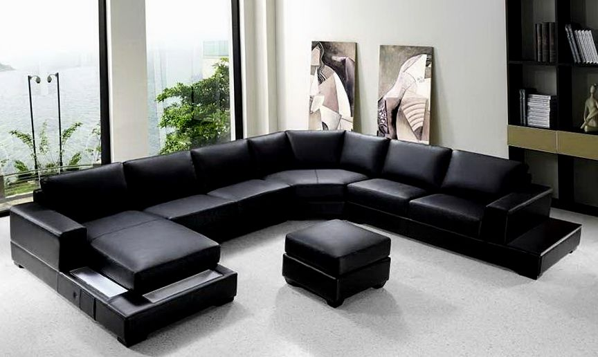 modern sectional pit sofa photo-Terrific Sectional Pit sofa Concept