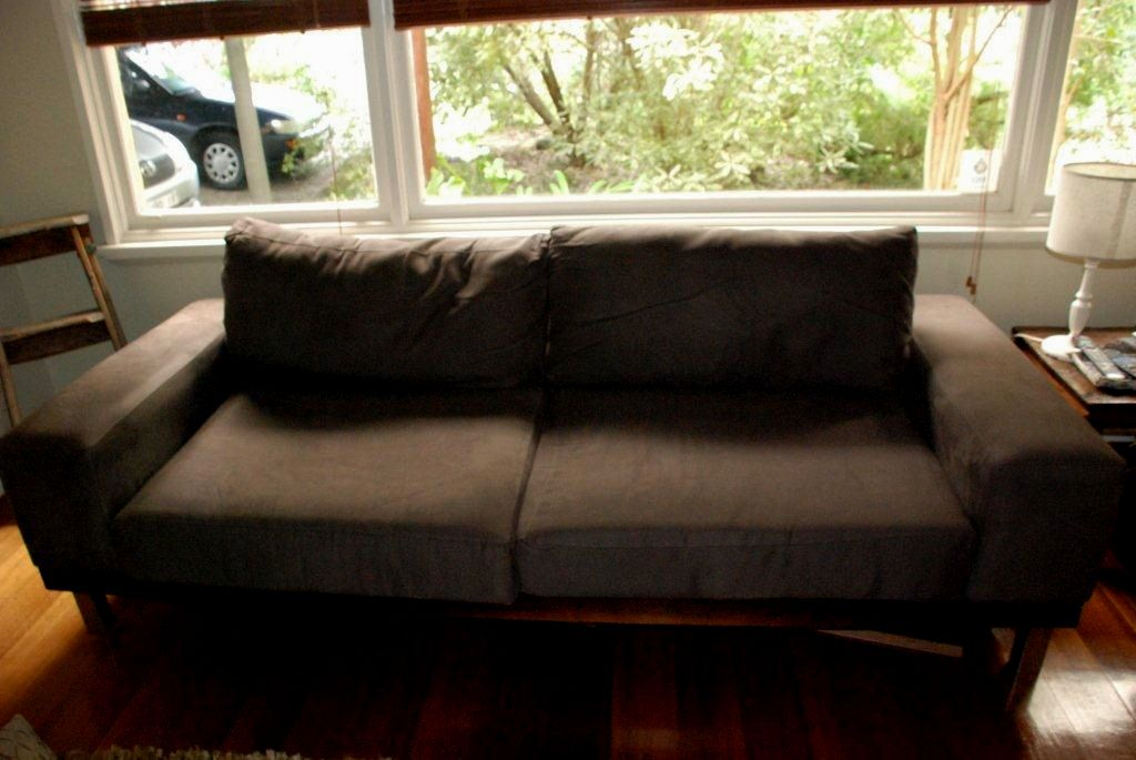 modern slipcover for sofa photo-Contemporary Slipcover for sofa Image