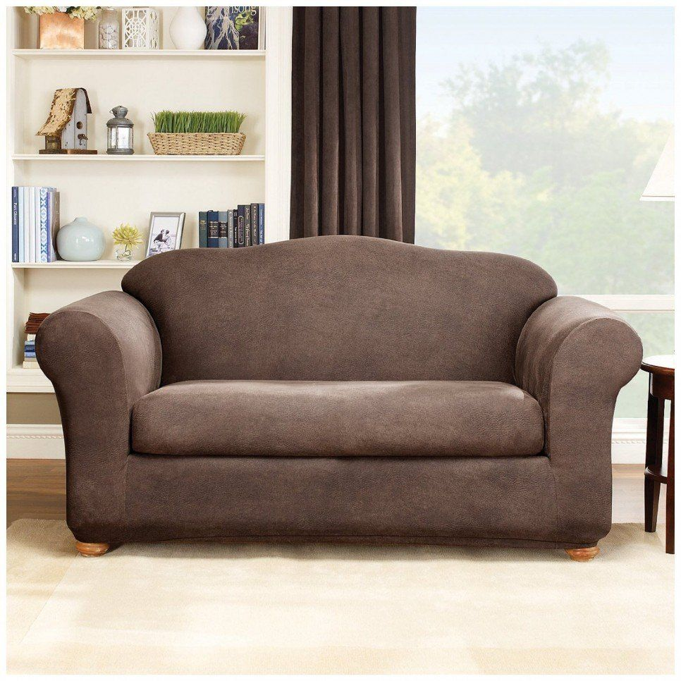 modern stretch sofa slipcover photo-Terrific Stretch sofa Slipcover Portrait