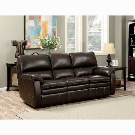 modern top grain leather reclining sofa photo-Fantastic top Grain Leather Reclining sofa Photograph