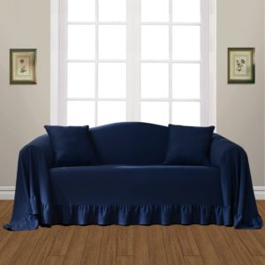 Navy Blue sofa Cover Superb Cheerful Steve Silver Hendrix Loveseat Accent Pillows for Navy Image