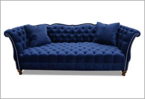 Navy Tufted sofa Terrific Marvelous Navy Blue Tufted sofa Idea sofa Ideas Pattern