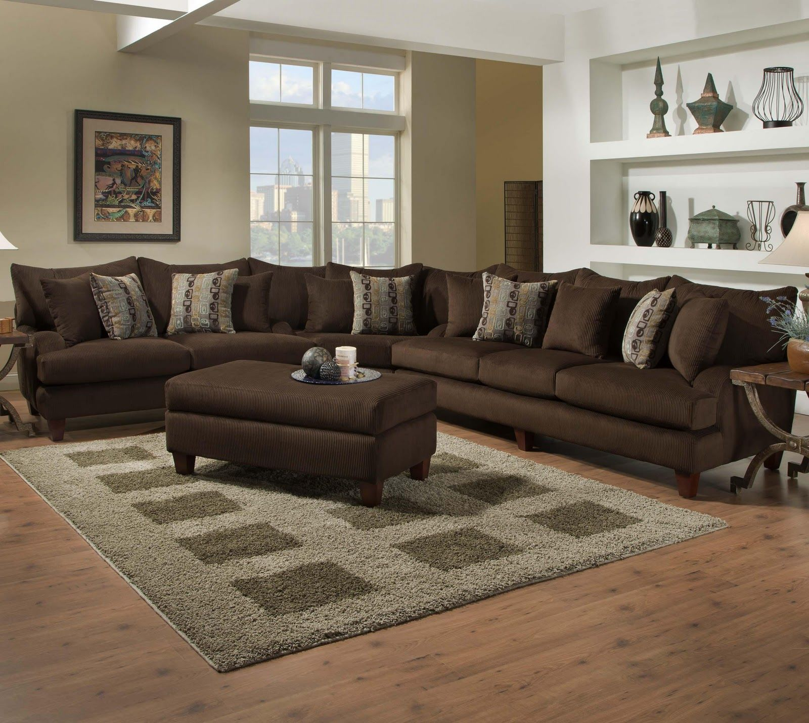 new 7 seat sectional sofa picture-Latest 7 Seat Sectional sofa Image
