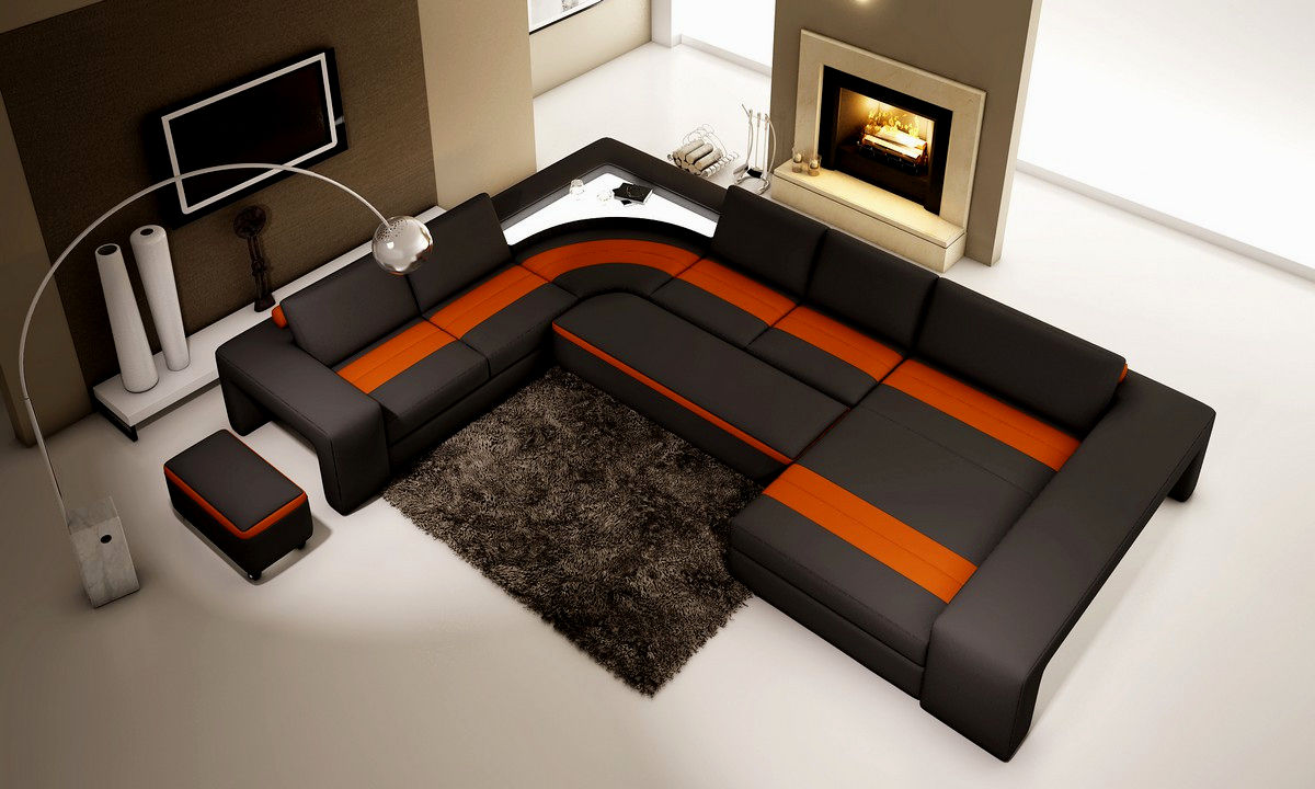 new best modern sectional sofa construction-Top Best Modern Sectional sofa Decoration