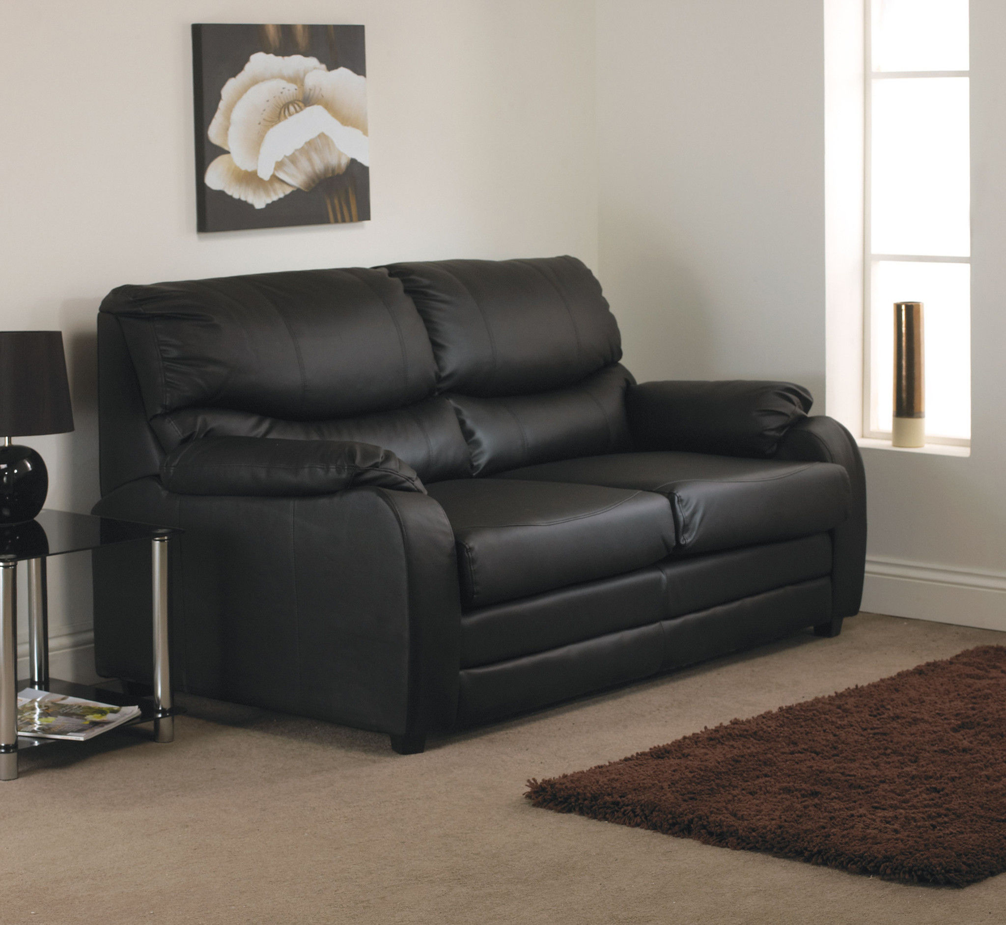 new black sofa set decoration-Cute Black sofa Set Ideas