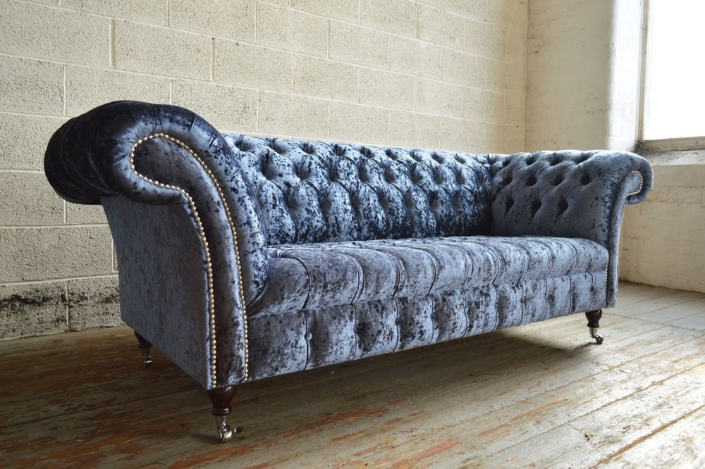 new chesterfield velvet sofa picture-Inspirational Chesterfield Velvet sofa Online