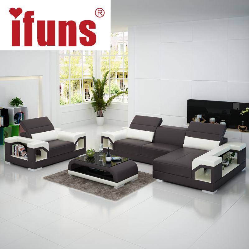 new genuine leather sofa set design-Lovely Genuine Leather sofa Set Image