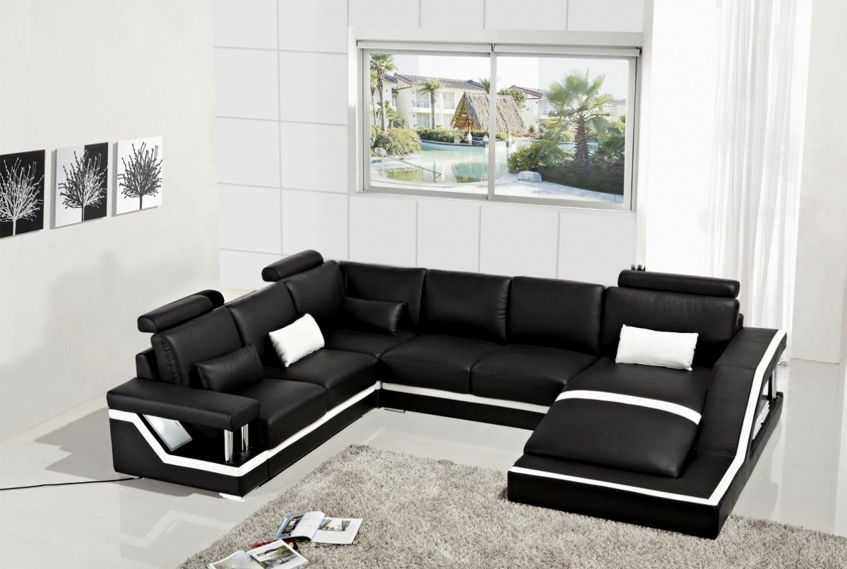 new leather white sofa picture-Elegant Leather White sofa Collection