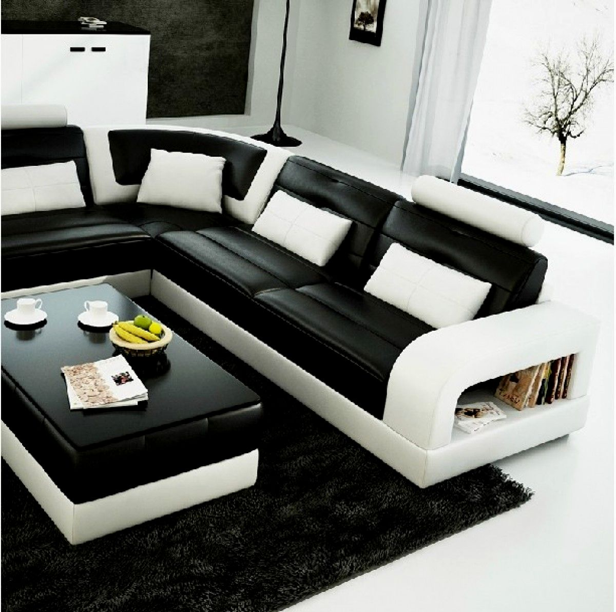new modern leather sectional sofa collection-Amazing Modern Leather Sectional sofa Gallery