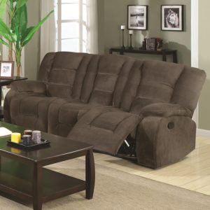 Recliner sofa Sale Fantastic Amazon Coaster Home Furnishings Casual Motion sofa Brown Pattern