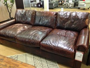 Restoration Hardware Leather sofa Stylish Restoration Hardware Leather sofa Knockoff Radiovannes Layout
