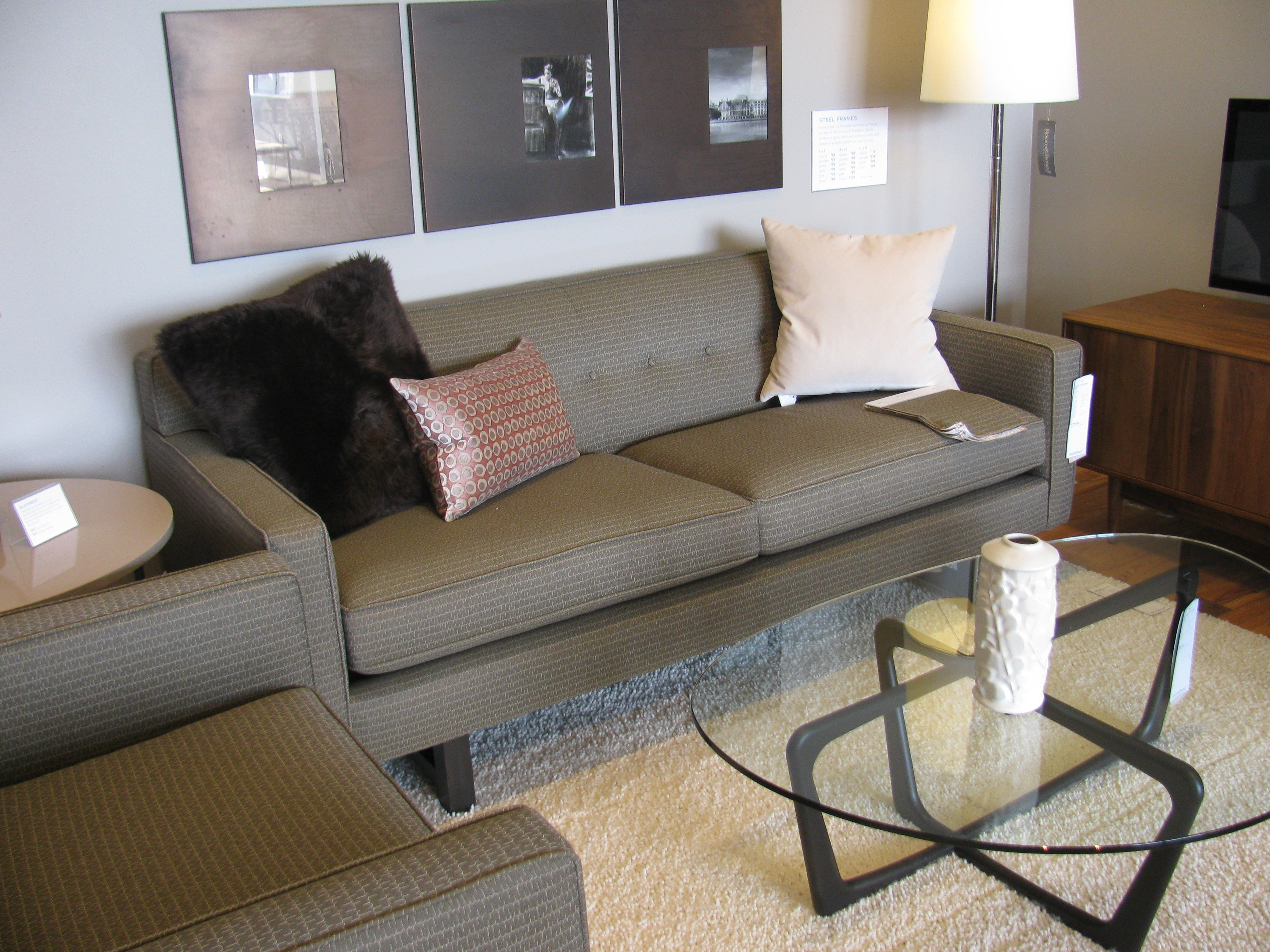 Room And Board Andre Sofa