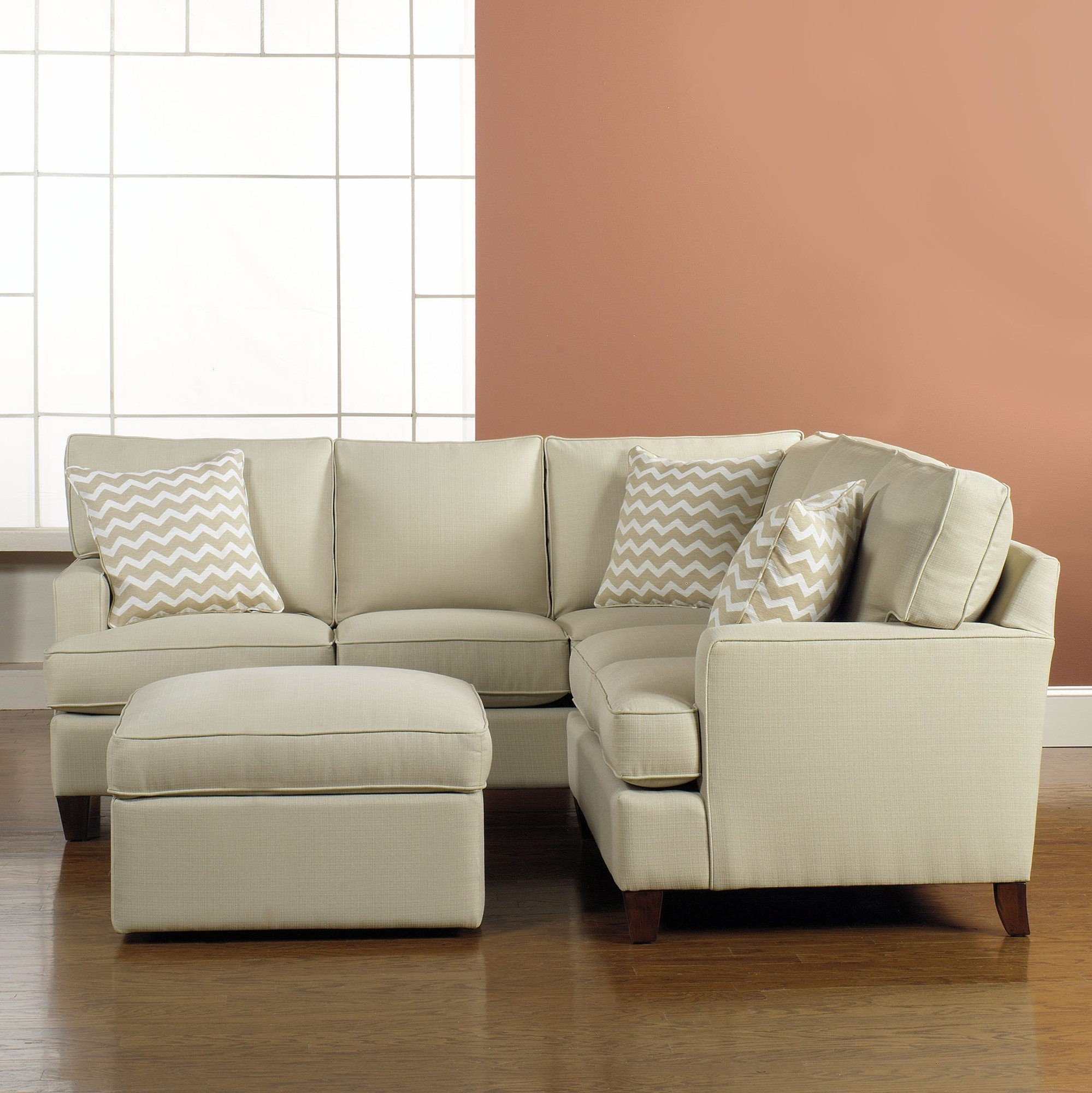 Elegant Sectional Sofas For Small Spaces Construction