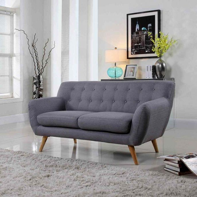 sensational gray tufted sofa concept-Stylish Gray Tufted sofa Layout