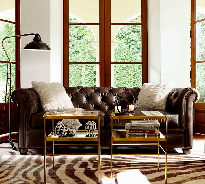 sensational pottery barn chesterfield sofa decoration-Stylish Pottery Barn Chesterfield sofa Ideas
