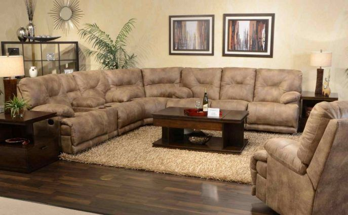 sensational sectional sofas with recliners and cup holders design-Finest Sectional sofas with Recliners and Cup Holders Concept