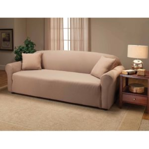 Slip Cover sofa Superb Madison Jersey Stretch Slipcover sofa Walmart Plan