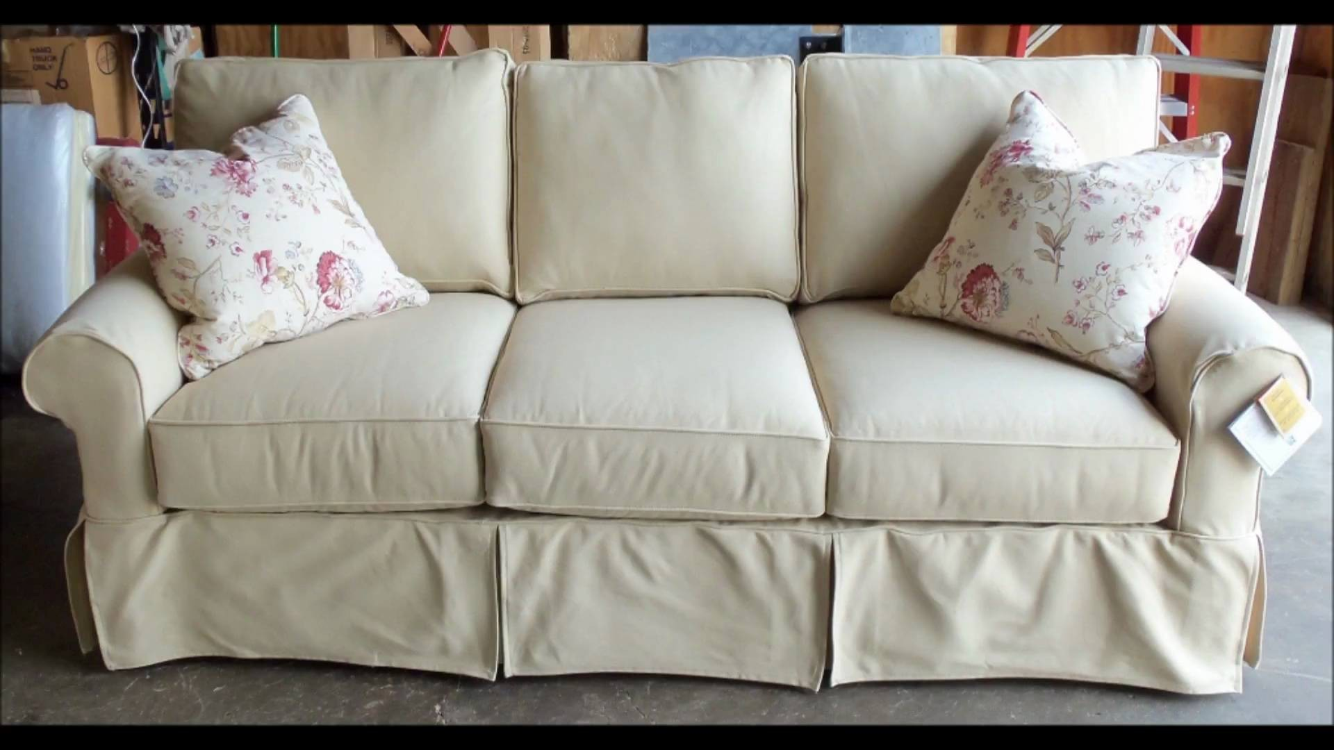 Contemporary Slipcovers For Sofas With Cushions Separate Picture