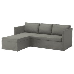 Small Corner sofa Bed Terrific Br Thult Corner sofa Bed Borred Grey Green Ikea Photo