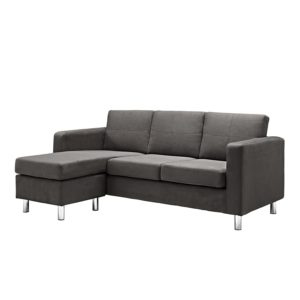 Small Spaces Configurable Sectional sofa Unique Amazon Dorel Living Small Spaces Configurable Sectional sofa Ideas