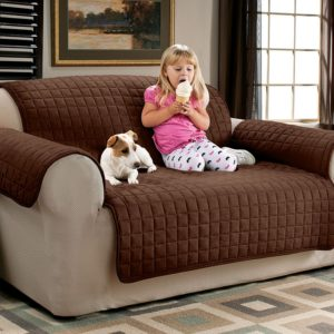 Sofa and Loveseat Covers Fascinating Faux Suede Pet Furniture Covers for sofas Loveseats and Chairs Construction