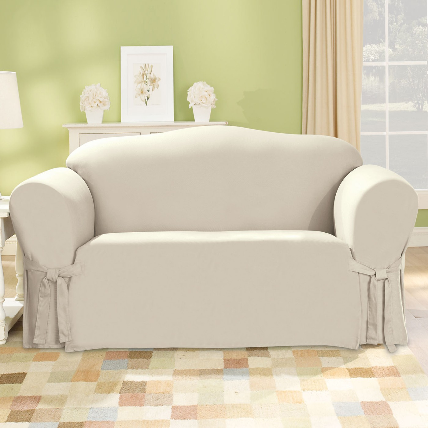 Fascinating Sofa Covers Bed Bath And Beyond Photo Modern Design Ideas