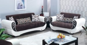 Sofa San Francisco Fresh Sale San Francisco 2 Pc Two toned Brown and White sofa Plan