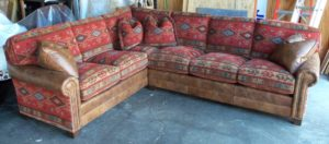Southwestern Style sofas Finest King Hickory Bentley Plan