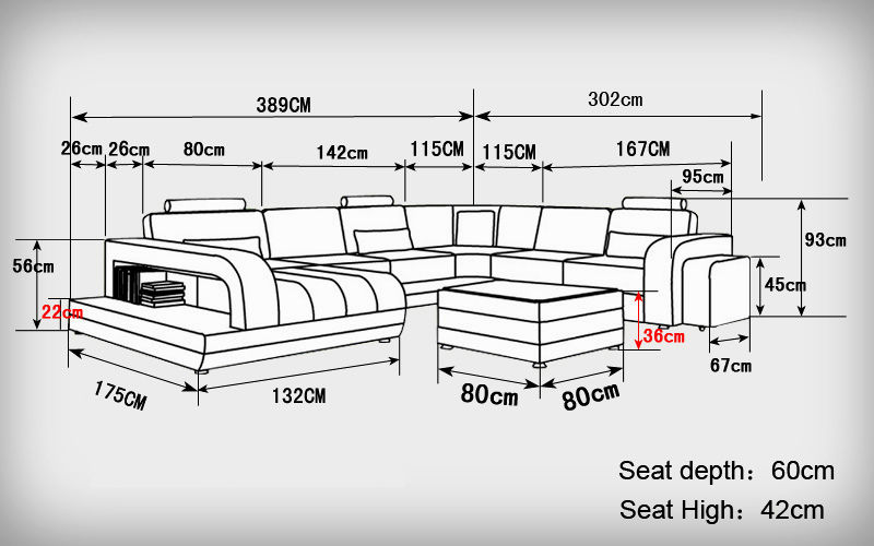 stunning extra large sectional sofas architecture-Sensational Extra Large Sectional sofas Photo