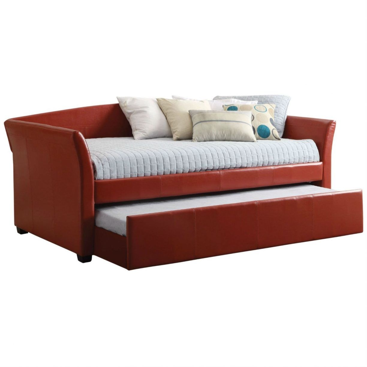 stunning sofa daybed with trundle image-Beautiful sofa Daybed with Trundle Inspiration