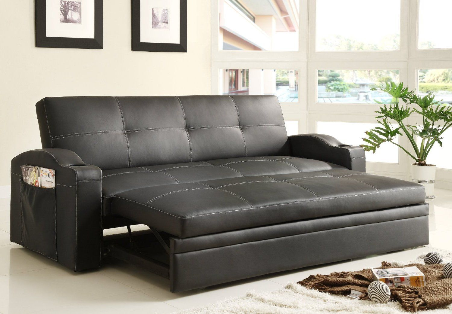 stylish chaise sofa bed photo-Top Chaise sofa Bed Decoration