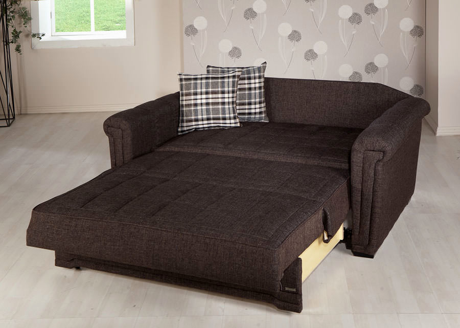 stylish dark brown sofa construction-Cool Dark Brown sofa Image