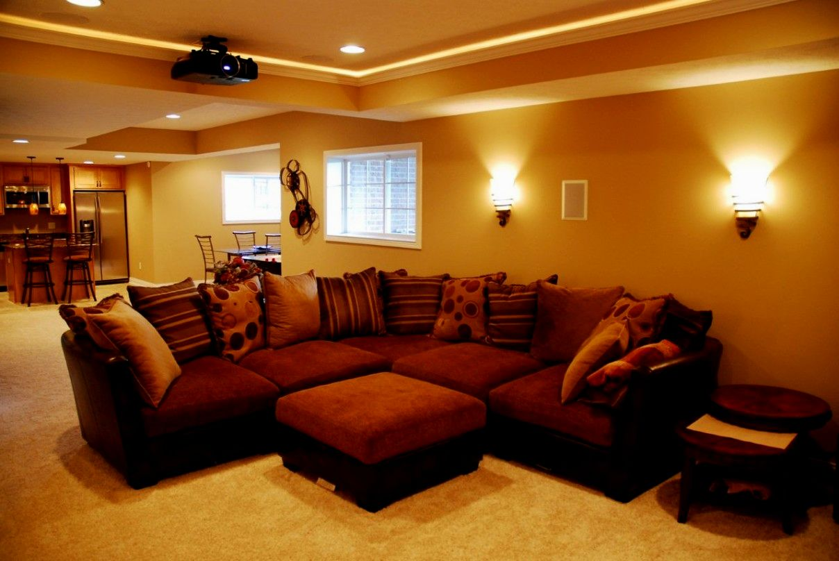 stylish dark brown sofa design-Cool Dark Brown sofa Image